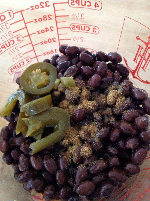 Holy Beano Oven Baked Tortilla Chips Amp Black Bean Dip