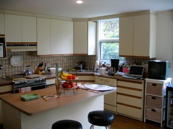 Subee's Kitchen, pre-renovation