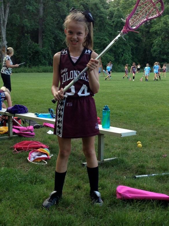 Leah lacrosse