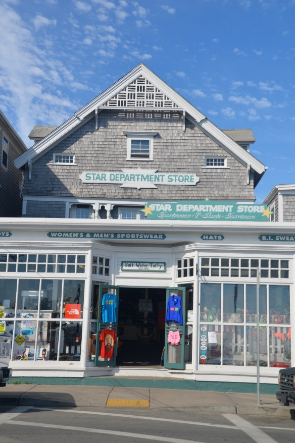 No trip to Block Island is complete without multiple visits to Star Department Store
