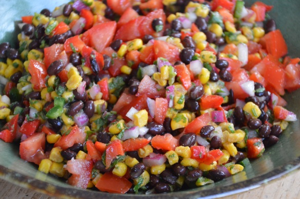 Best black bean salad