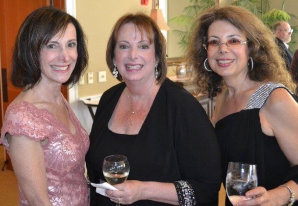 My sweet cousins: Karen, Linda and Margie
