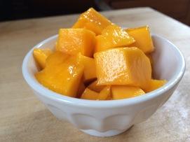 ataulfo mango diced